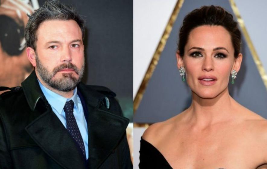 Jennifer Garner and Ben Affleck file for divorce nearly two years after split