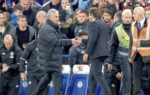 Chelsea clash is nothing special for Manchester United manager Jose Mourinho