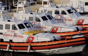 Hope amid horror in Lampedusa