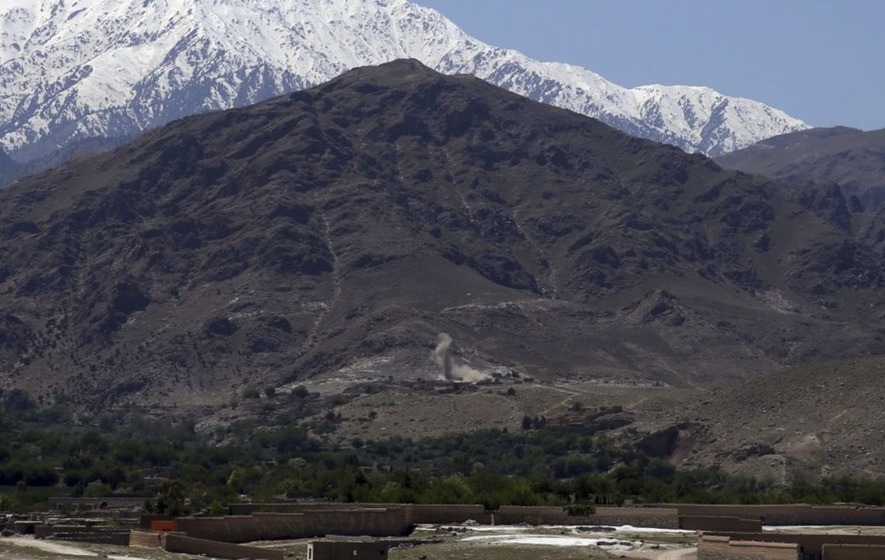 Everything you need to know about the 'mother of all bombs' the US dropped in Afghanistan