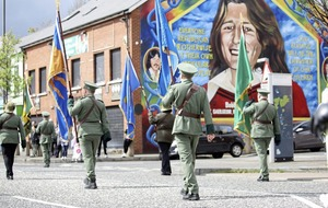 Republicans to parade across Ireland this weekend