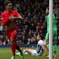 Roberto Firmino proved he'd finally learned his lesson after scoring against West Brom