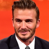 David Beckham eggs on Cruz as celebrities get into Easter spirit