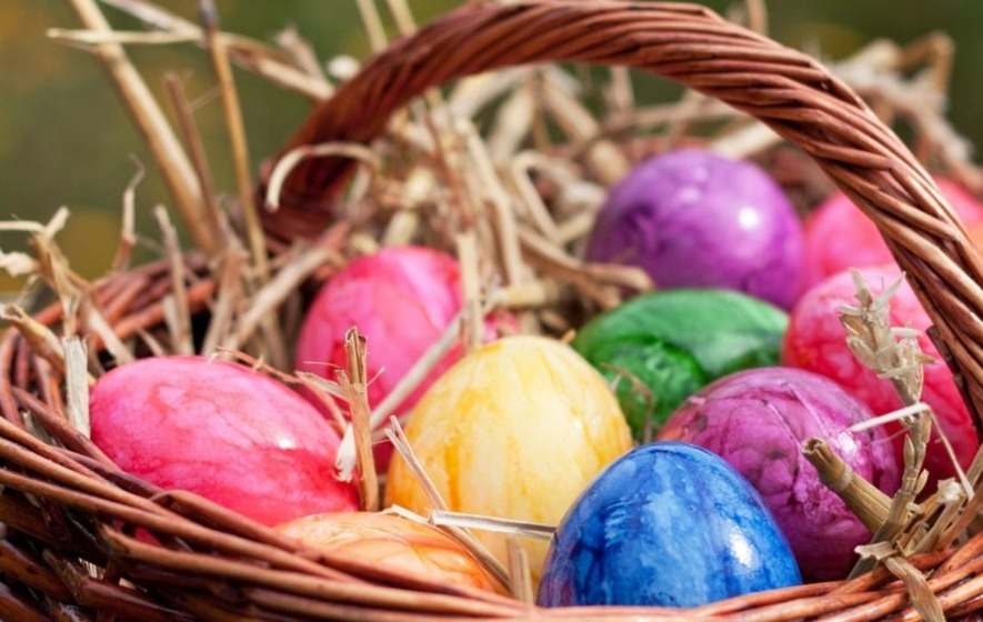 You should probably take inspiration for future Easter Egg hunts from these Twitter users
