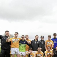 Fired-up Antrim hammer Armagh to take Ulster title
