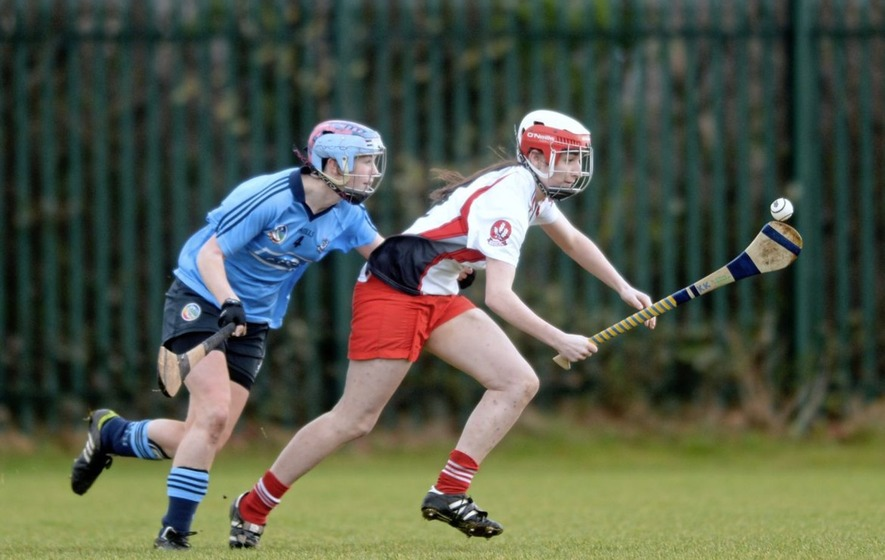 Karen Kielt helps fire Derry camogie squad to All-Ireland final