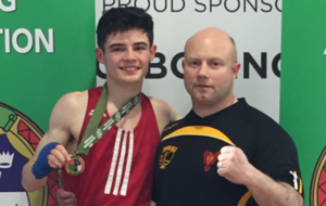 Phoenix from the flames: Lurgan boxing club bounces back with new club and first Irish title