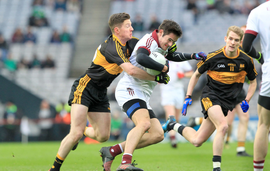 Chrissy McKaigue hoping Slaughtneil can bounce back from All-Ireland disappointment