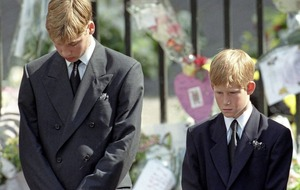 Prince Harry sought counselling to come to terms with death of his mother Princess Diana