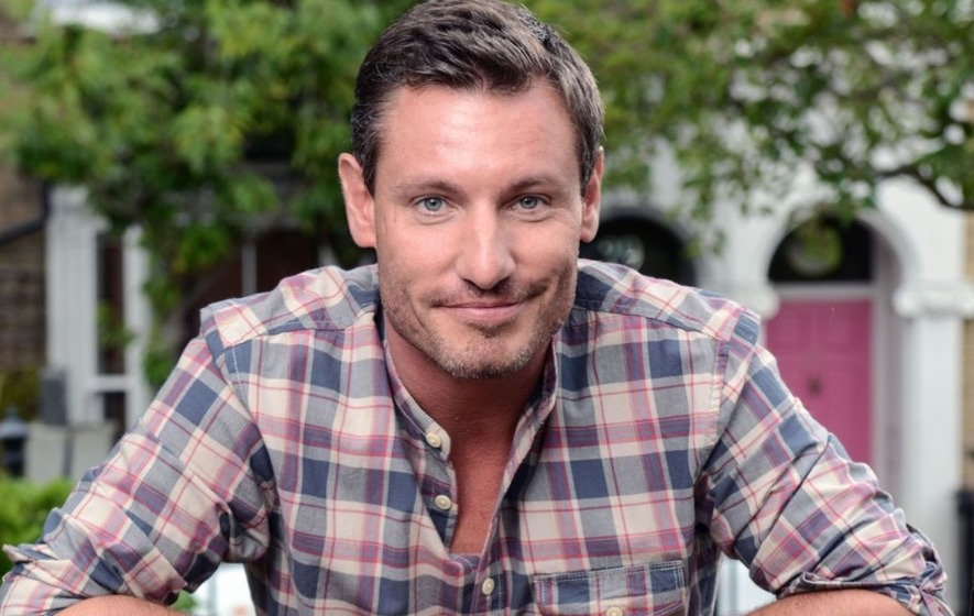Look who's back! Dean Gaffney is returning to EastEnders as Robbie Jackson