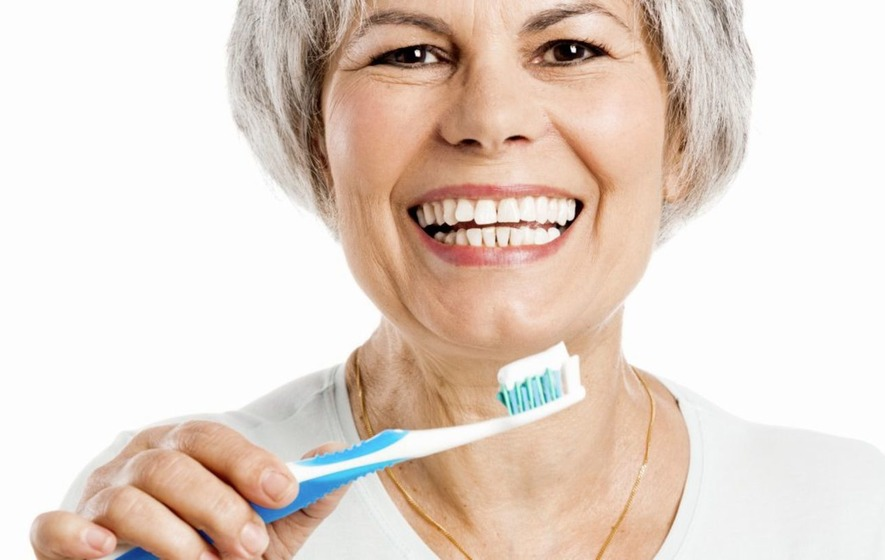HRT can boost oral health during menopause