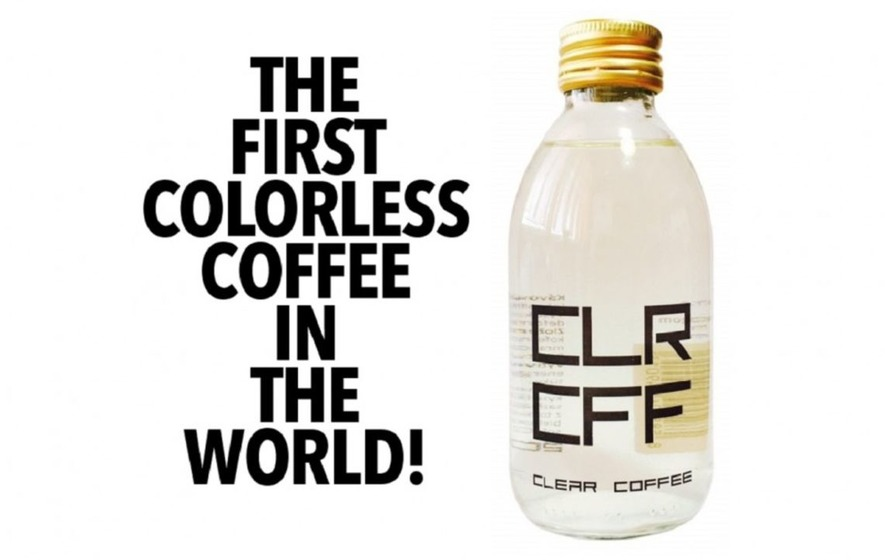 Colourless coffee is here and teeth stains could be a thing of the past