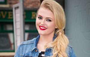 Coronation Street's Lucy Fallon: Acting out child grooming plot is 'horrific'