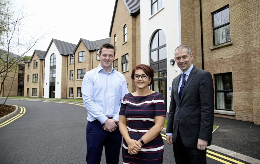 Over 100 new jobs at £4m Co Antrim care home