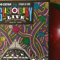 Limited Glastonbury charity vinyl to be released on Record Store Day