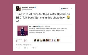 BBC airs pre-recorded Talkback despite election announcement