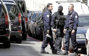 "Two suspected radicals  allegedly preparing ""imminent"" attack arrested in France"