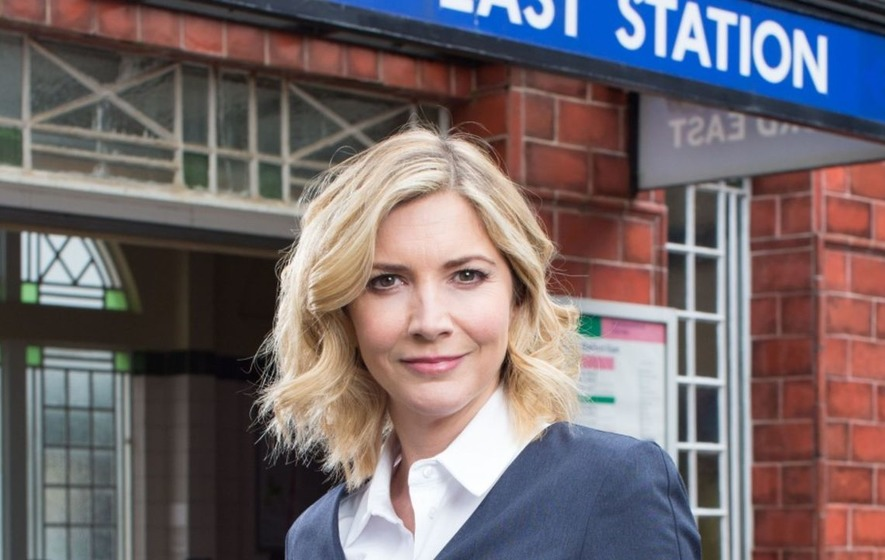 First look at Lisa Faulkner as Fi Browning in EastEnders