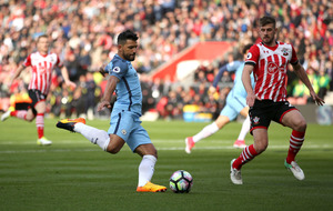 On This Day - April 19 2016: Sergio Aguero scored his 100th Premier League goal