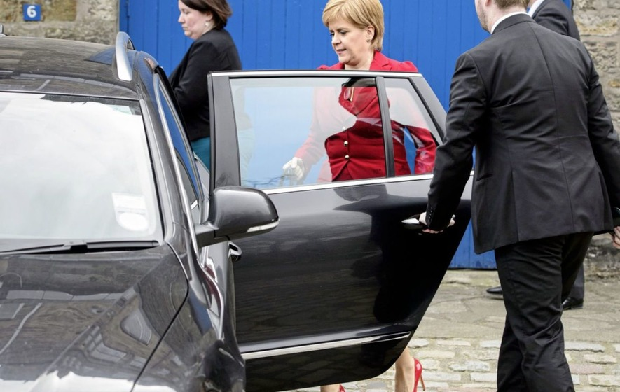 Scottish first minister Nicola Sturgeon says Theresa May has made 'huge political miscalculation'