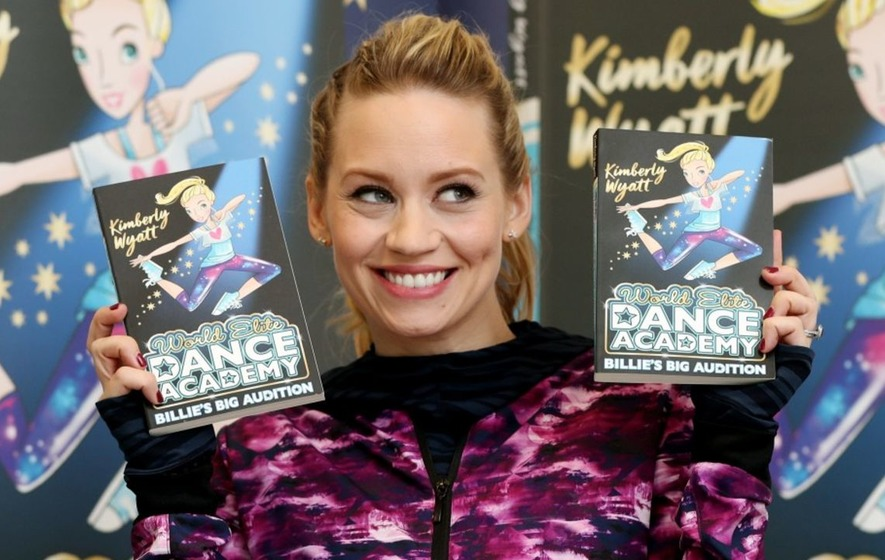 Kimberly Wyatt 'can't wait' to give daughter new sibling