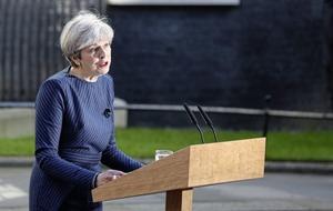 Theresa May 'will not take part in TV debates'
