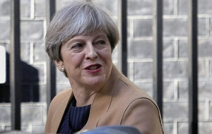 Theresa May calls snap general election for June 8