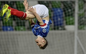 Crusaders and Linfield still going blow for blow in Danske Bank Premiership