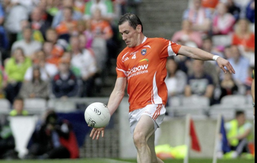 Armagh legend Andy Mallon calls time on his inter-county career