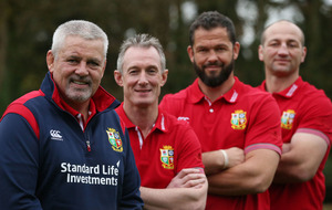 Lions laugh about tough schedule talk - Alun Wyn Jones