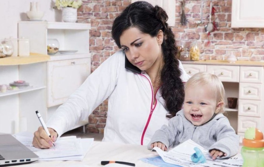 Advice for employers on helping working mothers who 'suffer a 3 per cent pay penalty'