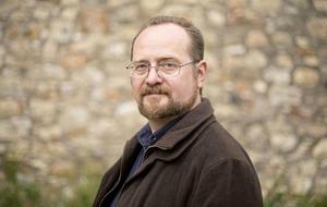Dark delights: Crime novelist Stuart MacBride on his latest book