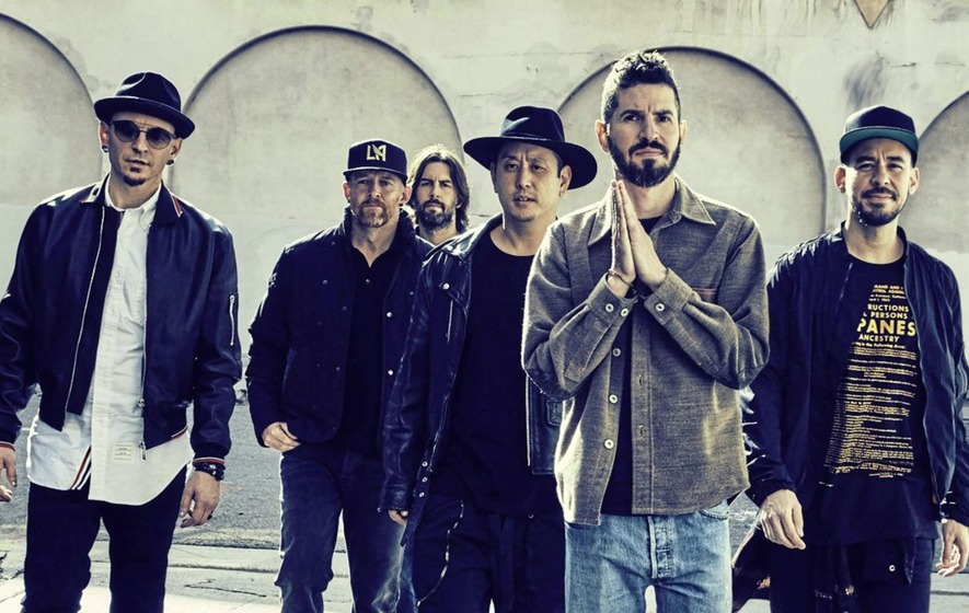 Into the Light: Linkin Park's Chester Bennington and Mike Shinoda on new album One More Light