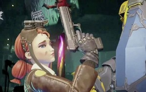 Games: Starblood Arena on PS4 VR