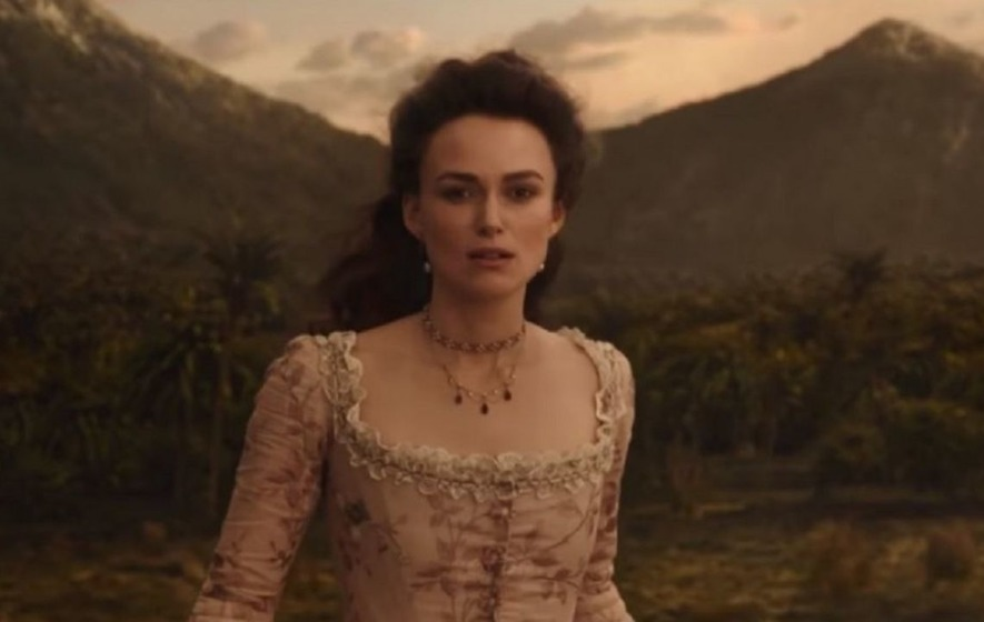Keira Knightley is back as Elizabeth Swann in new Pirates of the Caribbean trailer