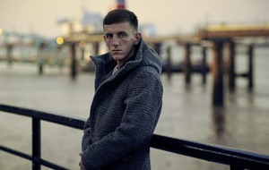 A star is born: Scouse singer-songwriter Louis Berry