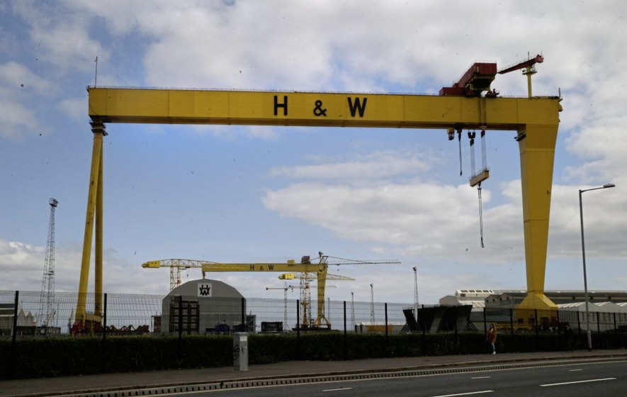 Harland and Wolff secures multi-million pound German contract
