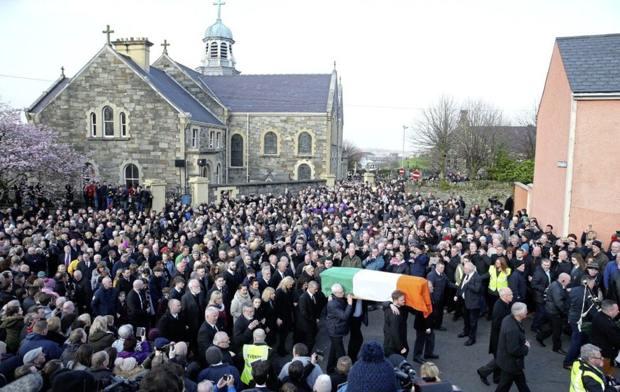 Key events since Martin McGuinness' resignation