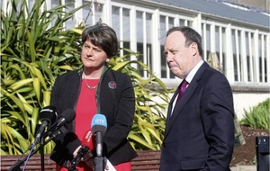 Newton Emerson: Much vaunted DUP leverage at Westminster vanishes in an instant