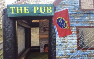 Inflatable Pubs set to launch Moe's Tavern from The Simpsons - with a few pints of Duff from the bar