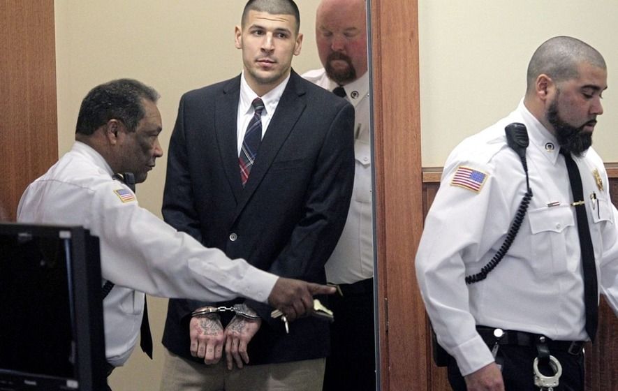 Ex-NFL star Aaron Hernandez found dead in prison cell