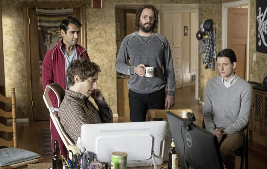 Don't miss: Silicon Valley series four
