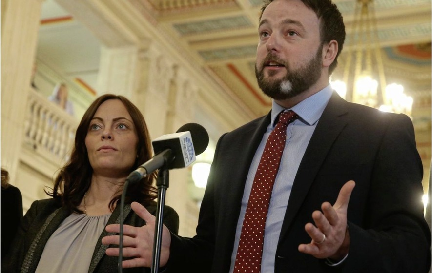 SDLP's Colum Eastwood 'open to discussions' on Westminster election