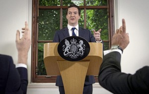 Former chancellor George Osborne will not run for re-election
