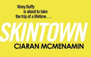 Actor Ciaran McMenamin's debut novel Skintown recalls drink, drugs and music of 90s