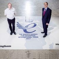 Tarpaulin maker Cunningham Covers nets Queen's Award for business