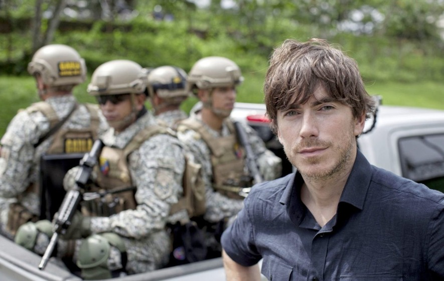 TV review:  Simon Reeve has the solution for Colombia's problems
