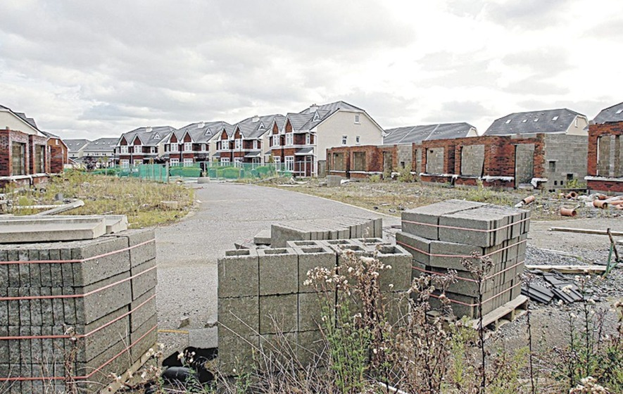 Almost 250,000 homes lying empty on Republic's census night