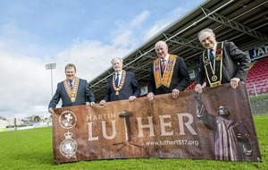 Loyal order Portadown parade avoids nationalist areas