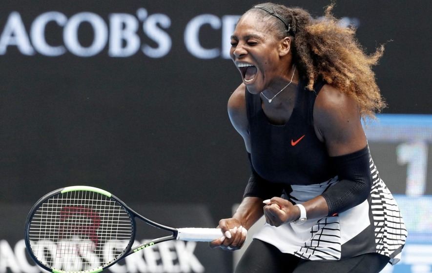 Ermahgerd! Serena Williams is pregnant